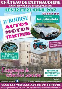 Bourse d'Echanges Autos-Motos-Tracteurs - 31ème édition
