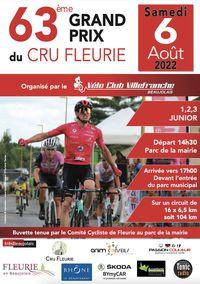Grand Prix Cycliste du Cru Fleurie