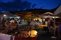 Les Estivales : marché nocturne artisanat et produits du terroir
