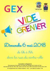 Vide-greniers de Gex