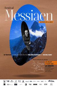 Festival Olivier Messiaen au Pays de la Meije