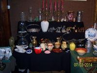 Brocante, antiquité et collections