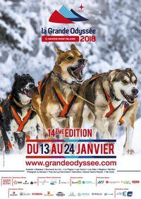 La Grande Odyssée Savoie Mont Blanc - 14e édition