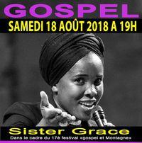 Stage de Gospel avec Sister Grace