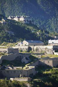Visite du fort des Trois Têtes