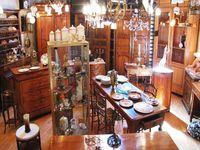 Salon brocante et antiquités