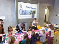 Les ateliers créatifs des enfants