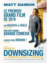 "Cinéma à Miribel: ""Downsizing"" (VO)"