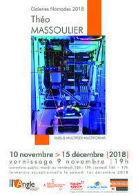 "Exposition ""Varius Multiplex Multiformis - Théo Massoulier"""