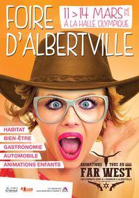Foire d 39 albertville du 10 03 2017 10h00 au 13 03 2017 for Foire albertville