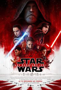 Cinéma : Star Wars, les derniers Jedi (VF)