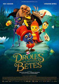 Cinéma : Drôles de petites bêtes