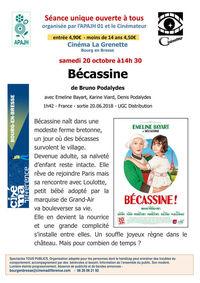 "Ciné-ma différence : ""Bécassine"""