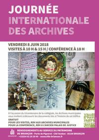 Journée Internationale des Archives 2018