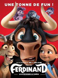 Séances de cinéma : Ferdinand