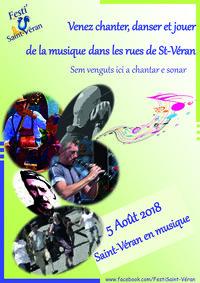 Fête de la musique à Saint-Véran