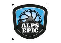 Arrivée de l'Alps Epic 2018