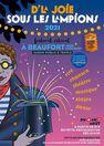 """Festival estival """"D'la joie sous les lampions"""""""