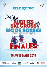 AUDI FIS - Skicross Ski de Bosses World Cup Finales
