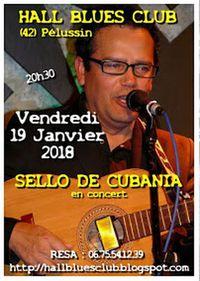"Concert ""Sello de Cubania"" - Hall Blues Club"