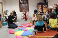 Lecture pour bébé en musique : Tit'zoreilles
