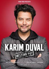 Karim Duval - Le Toit Rouge