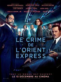 "Cinéma "" Le crime de l'Orient-Express "" (V.F.)"