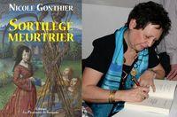 Rencontre avec Nicole Gonthier x2D Prix Noir du Val noir