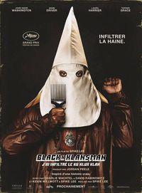 "Cinéma "" Blackkklansman - j'ai infiltré le Ku Klux Klan """