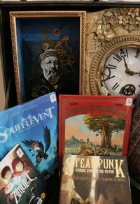 Exposition : Steampunk
