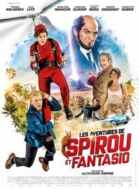 Cinéma Les Aventures de Spirou et Fantasio