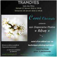 """Exposition photographique """"Rêve"""" de Christophe Corvi à Tramoyes"""