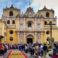 Connaissance du monde : Guatemala
