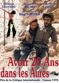 """Projection au téléphérique """"Avoir vingt ans dans les Aurès"""" de René Vautier"""