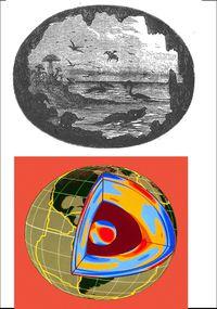 "Chapo la science "" Voyage au centre de la Terre """