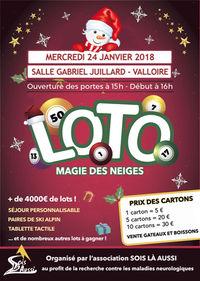 Loto Magie des Neiges