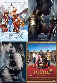 Cinéma vendredi 23 février