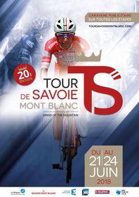 Arrivée d'étape du Tour de Savoie Mont Blanc
