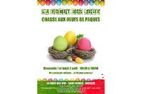 Chasse aux Oeufs de Pâques à la Forêt des Jeux