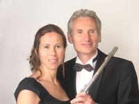 Concert Flûte et Orgue Guy Angelloz et Claire Lizon
