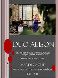 DUO ALISON