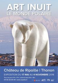 Art inuit, le monde polaire