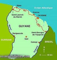 Voyage - Partage spécial Guyane