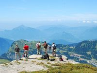 La montagne à portée de vue