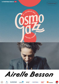 Concert Cosmojazz : Airelle Besson