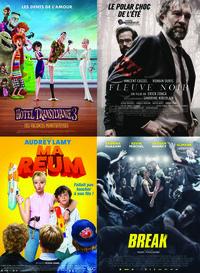 Cinéma vendredi 3 août