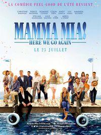Cinéma Mamma Mia! Here We Go Again