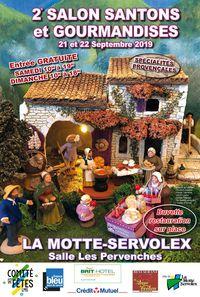 Salon Santons et Gourmandises