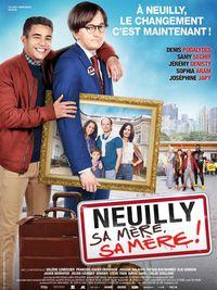 "Cinéma "" Neuilly sa mère, sa mère """