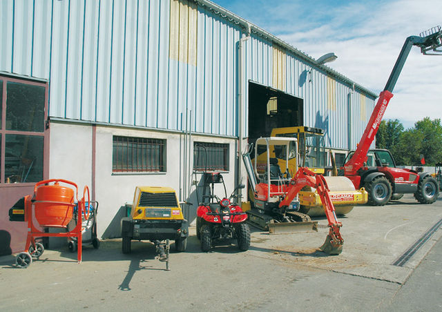 Locamat à Rives en Isère (38), location, vente et réparation de matériel